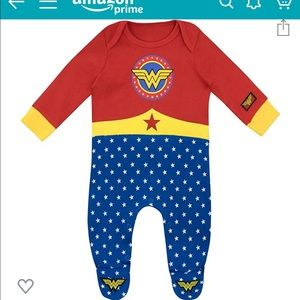Other - Wonder Woman outfit. 6-9 months.